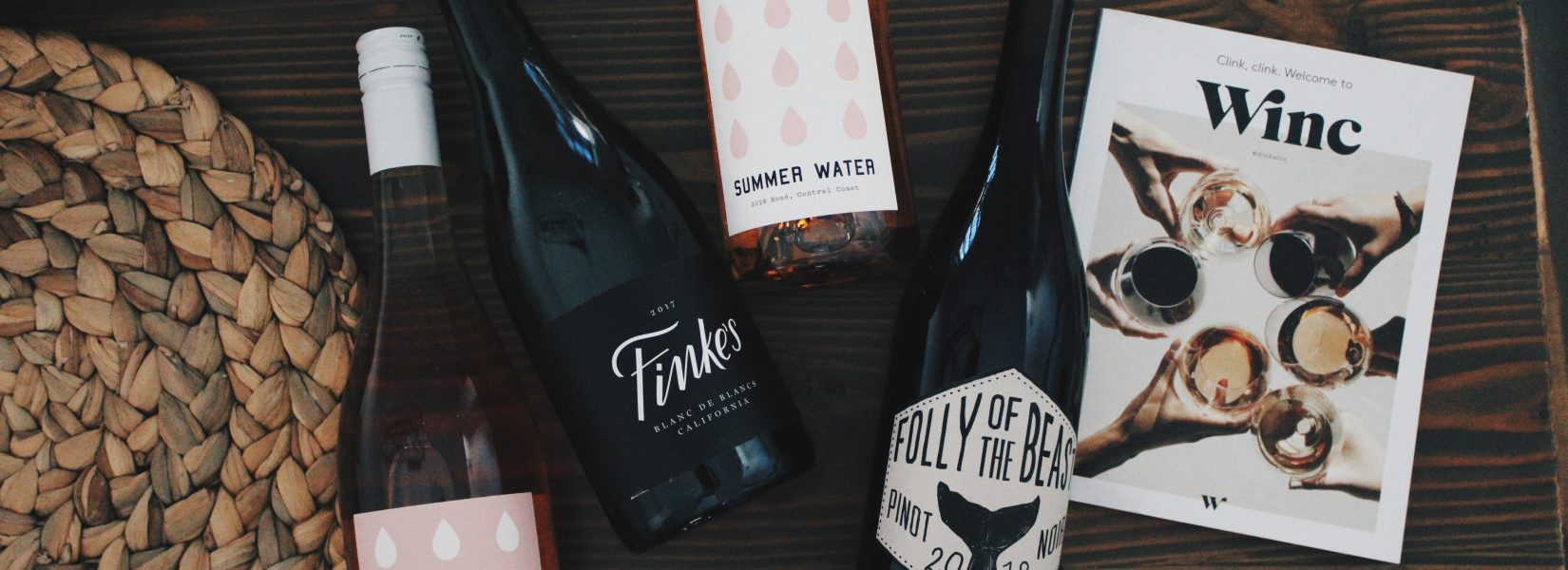 WINC Wine – Special Code to Get FOUR Bottles for $39!